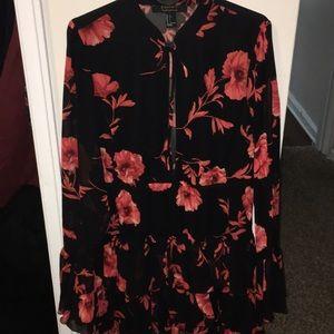 Forever 21  Rose Dress